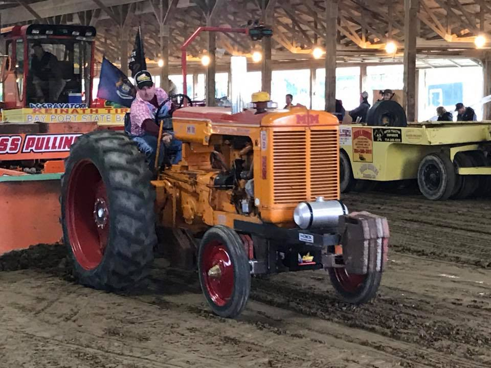 Event Schedule – National Antique Tractor Pullers Association